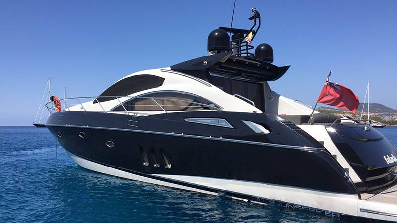 Ibiza yachts to rent new on the books