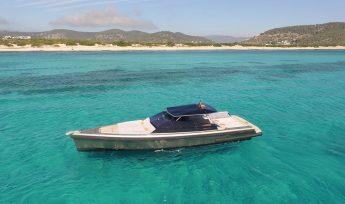Wally 49ft sports cruiser