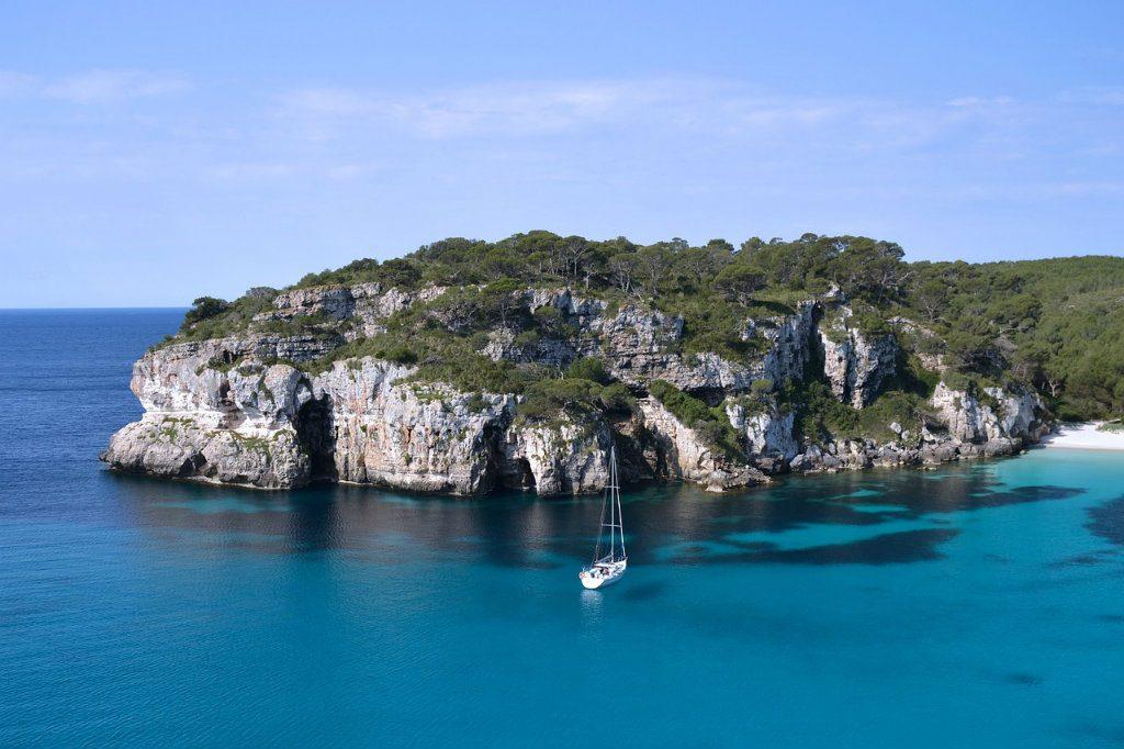 Formentera Ibiza by boat